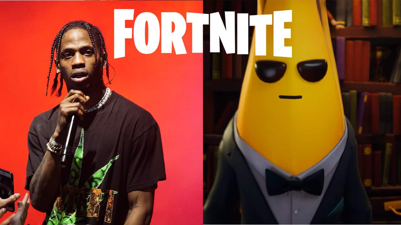 Travis Scott vem para Fortnite em breve? – Global Esport News