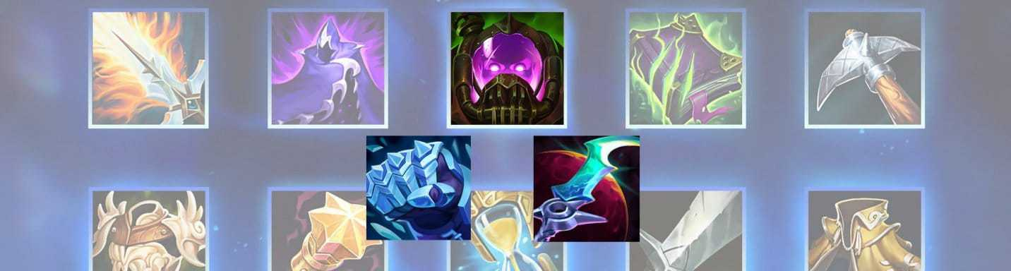 Patch 10.24 League of Legends Items