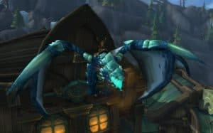 WoW Shadowlands Mount Pre-Event Protodragon