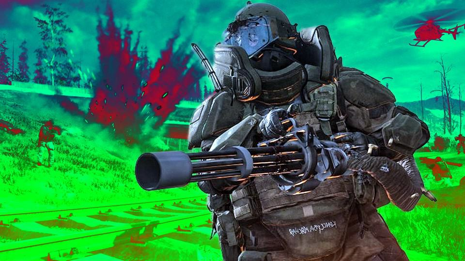 Juggernaut Guide Spawns CoD