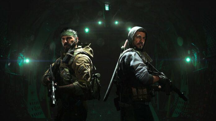 Call of Duty Season 1 12v12 New Map