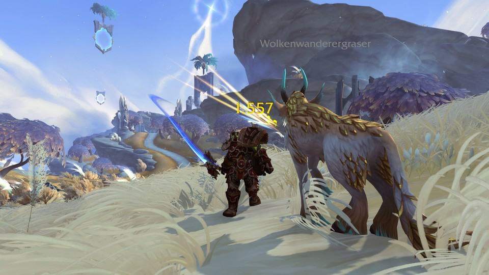 WoW Shadowlands Arms Warrior Guide