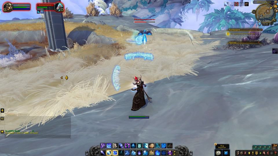 WoW Shadowlands Frost Mage Guide