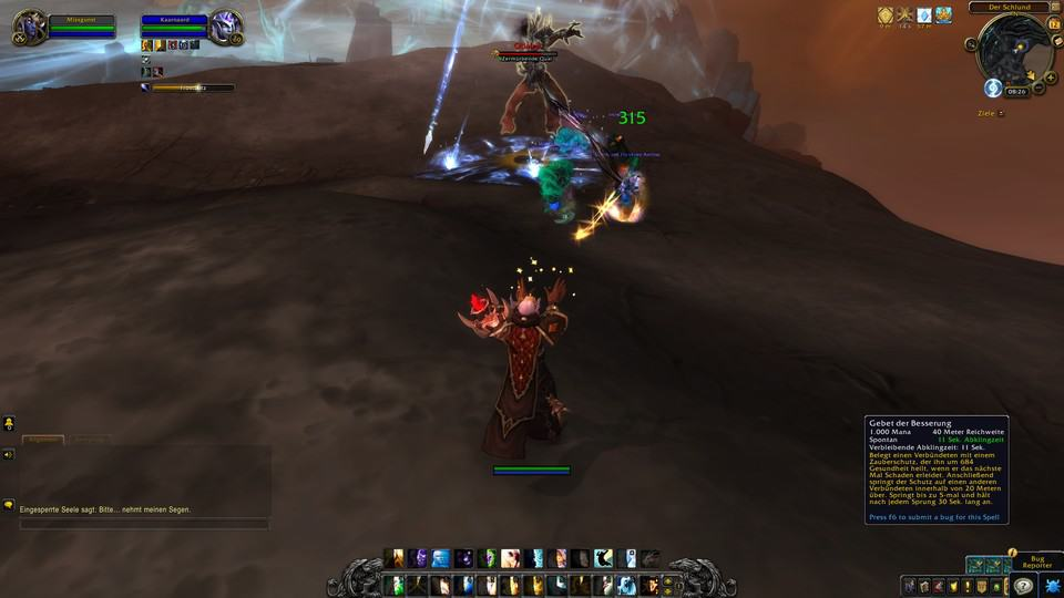 WoW Shadowlands Holy Priest