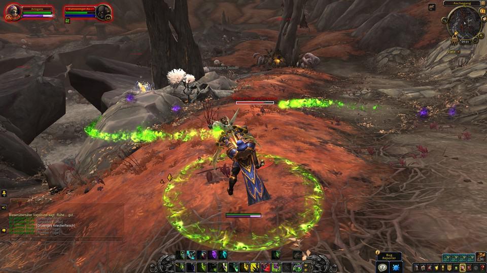 WoW Shadowlands Vengeance Demon Hunter