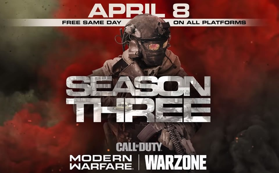 Season 3 Call of Duty