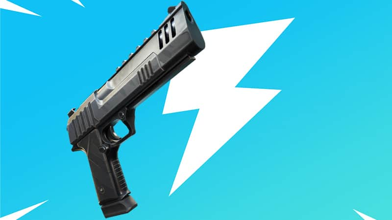 Fortnite Hand Cannon Update 15.50