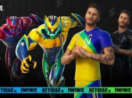 Fortnite Neymar Skins Quests