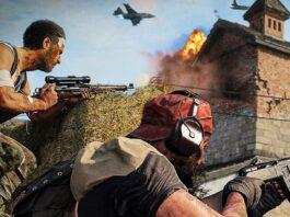 Call of Duty Mini Map Season 3