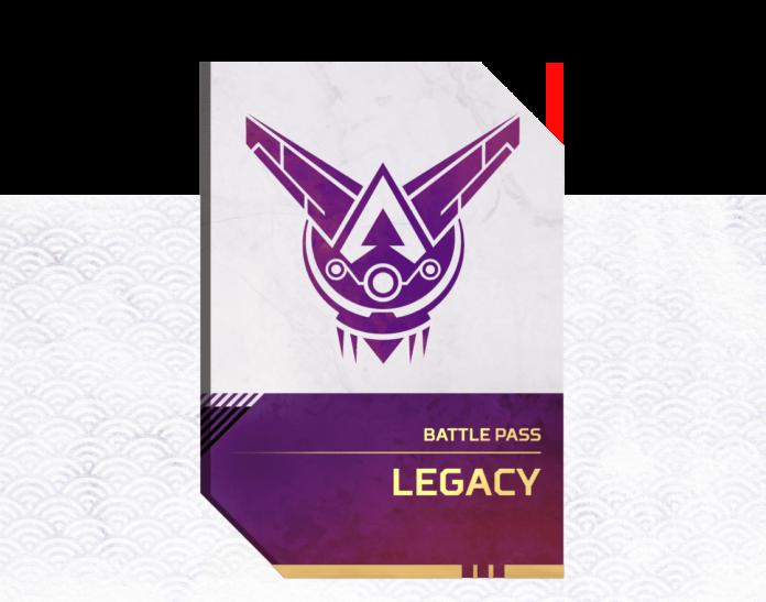 Apex Legends Battlepass Legacy Season 9