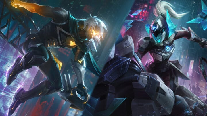 Project Skins League of Legends