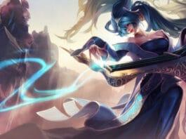Sona League of Legends Rework