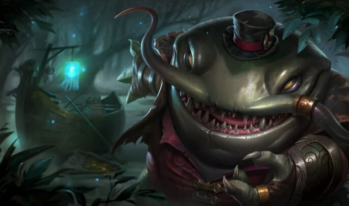 League of Legends Tahm Kench Rework