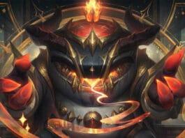 Tahm Kench Rework League of Legends