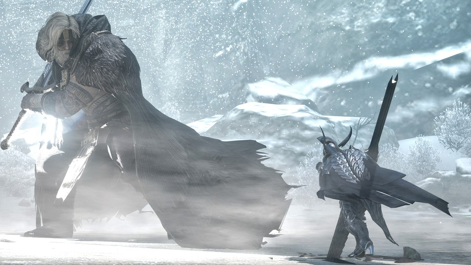 Odin Valhalla Rising fights