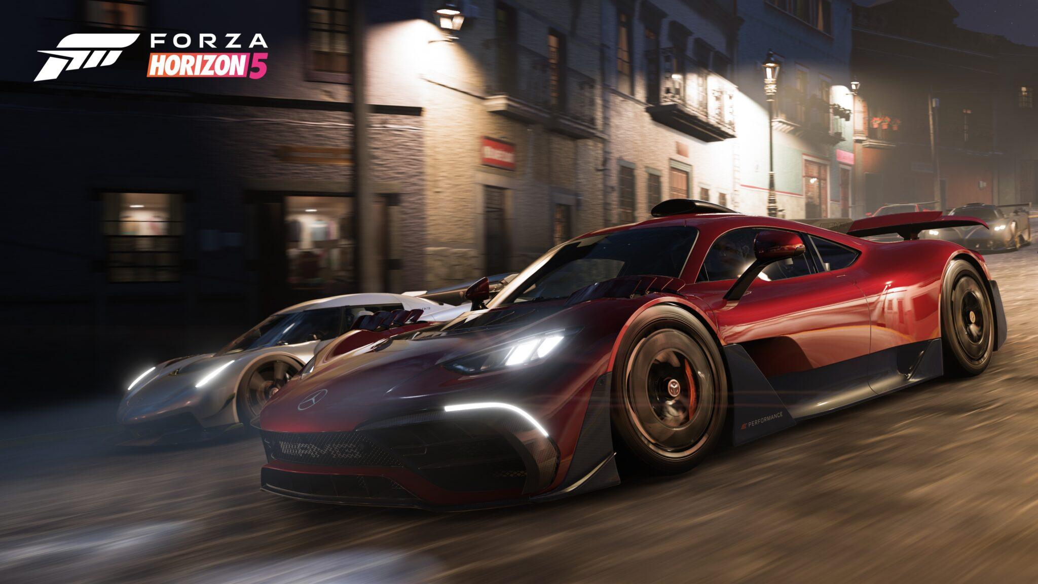 Forza Horizon 5 offre una fantasia di corse classiche, certo - ma non è necessario perseguirla