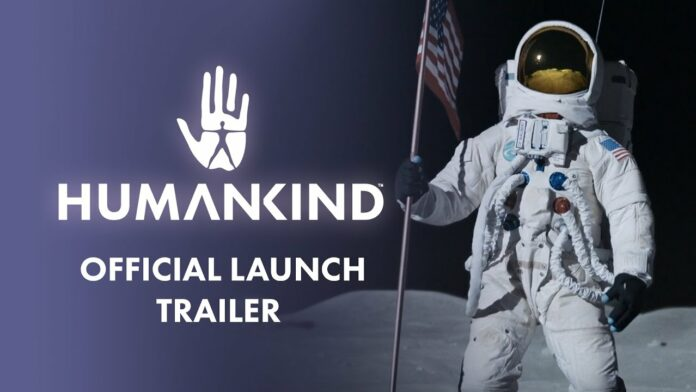 Humankind - The release trailer
