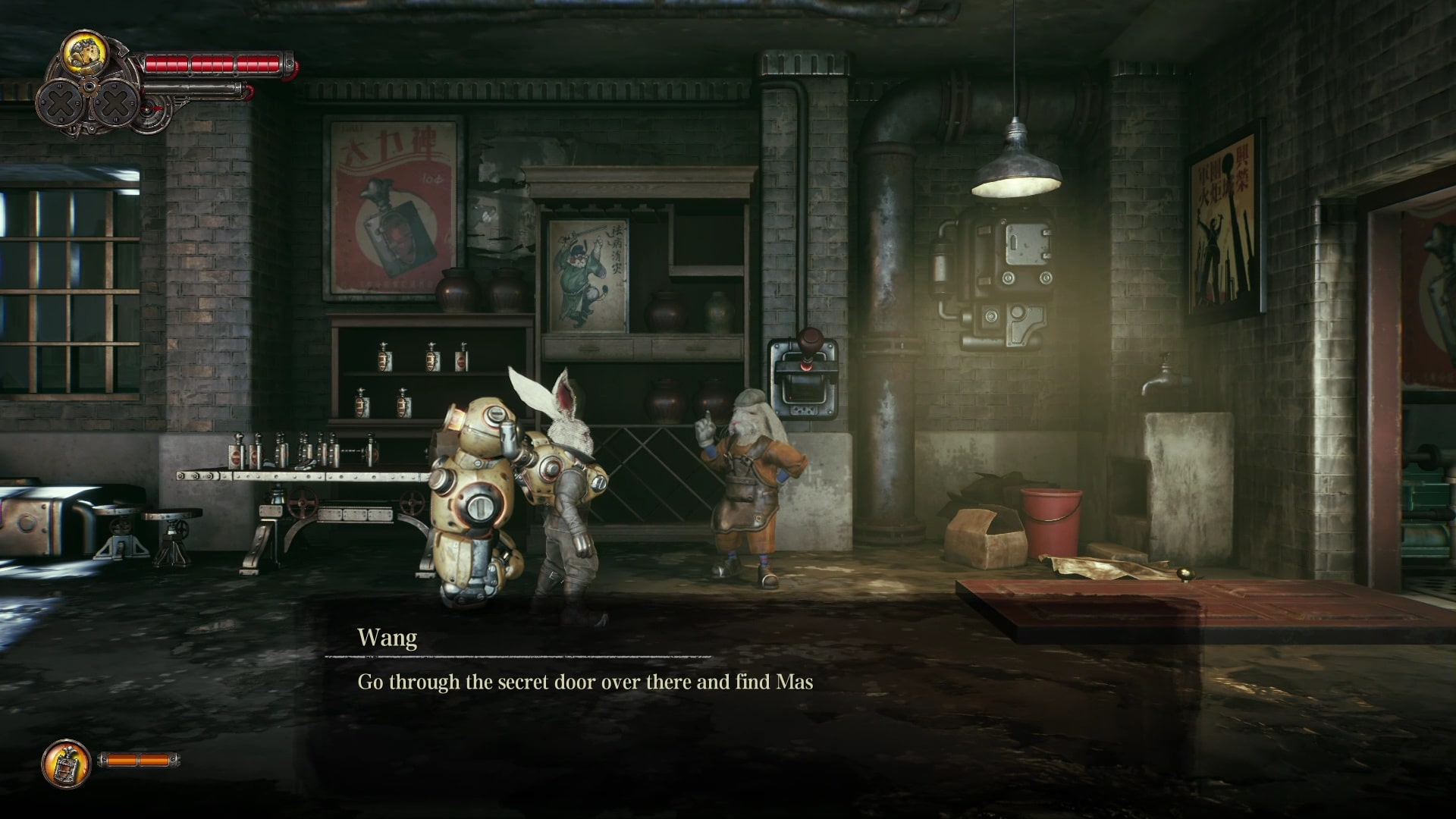 Almost all dialogue with NPCs is fully dubbed and features very good, professional English voice actors.
